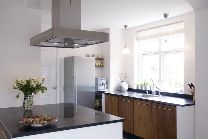 Keuken Deuren Teak : Alibaba modulair huis teak houten keuken kast voor binnen houten